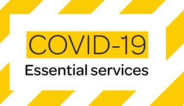 essential services